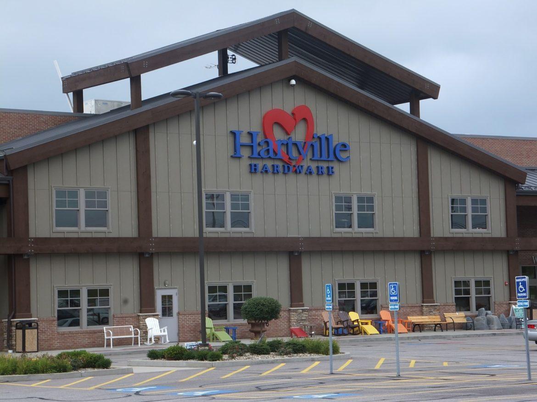 the Hartville Hardware Store: The World's Largest Hardware store